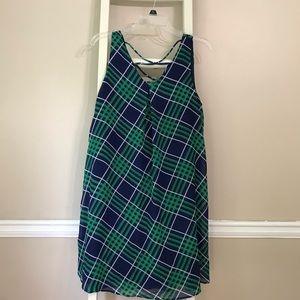 C brand sleeveless dress